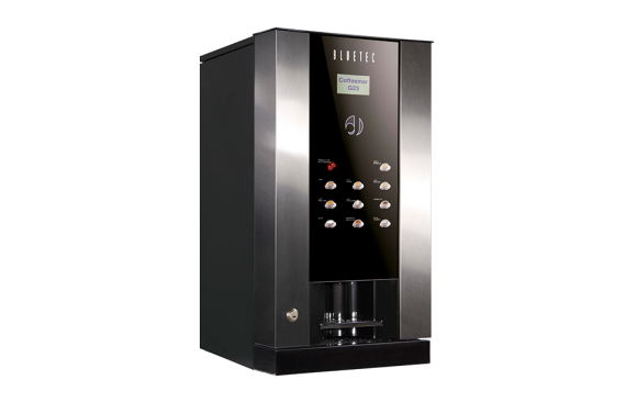 Coffeemar Bluetec G23 Dispensing